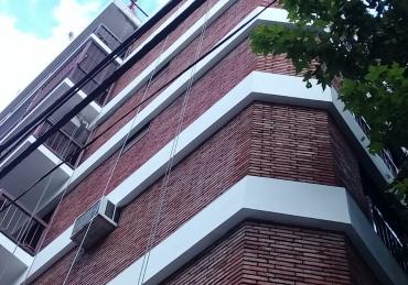 Tratamiento de fachada s/Vía Pública